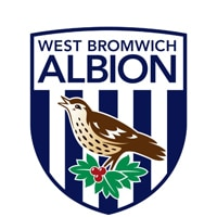 Competition logo for West Bromwich Albion