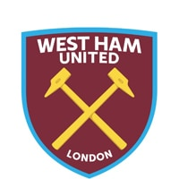 Competition logo for West Ham United