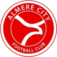 Competition logo for Almere City