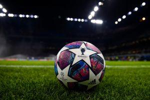 Champions League 2020 bal