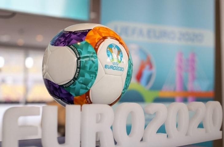Wedstrijdbal EK 2020