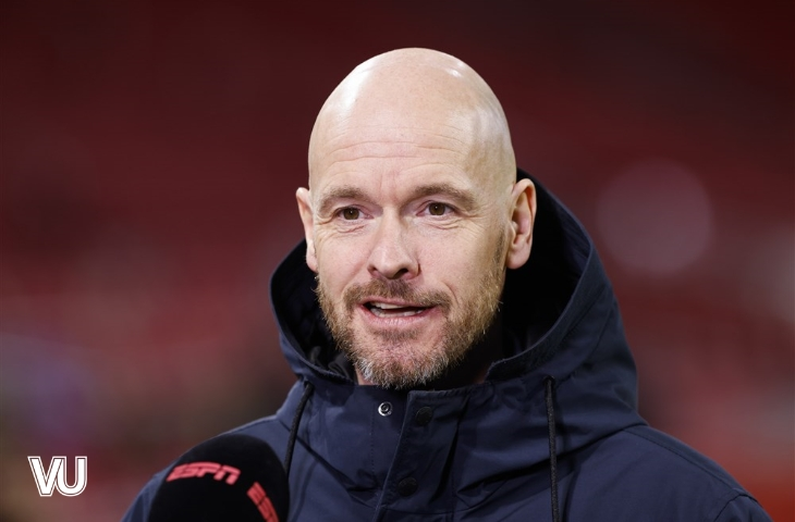 erik ten hag ajax trainer